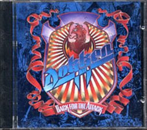 DOKKEN - Back For The Attack - 1