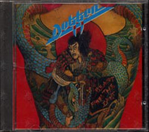 DOKKEN - Beast From The East - 1