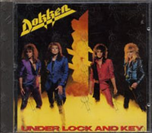 DOKKEN - Under Lock And Key - 1