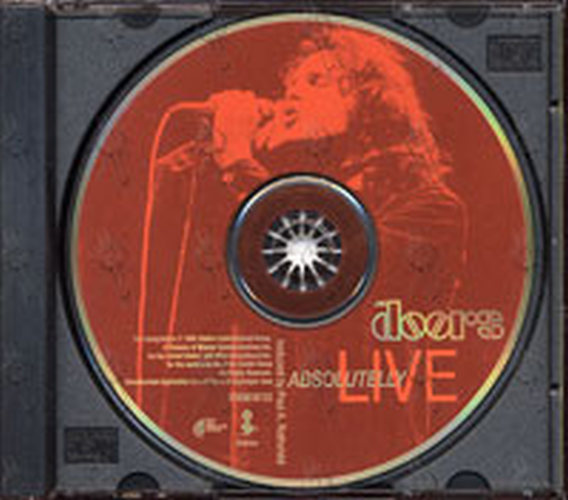 DOORS-- THE - Absolutely Live - 3