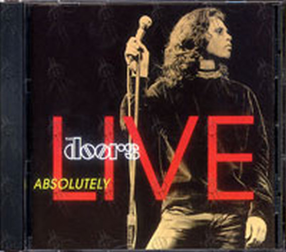 DOORS-- THE - Absolutely Live - 1
