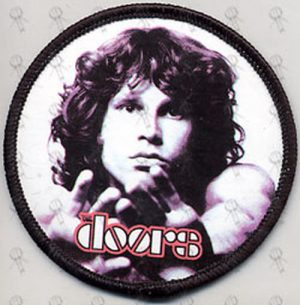 DOORS-- THE - 'Jim Morrison' Design Embroidered Patch - 1