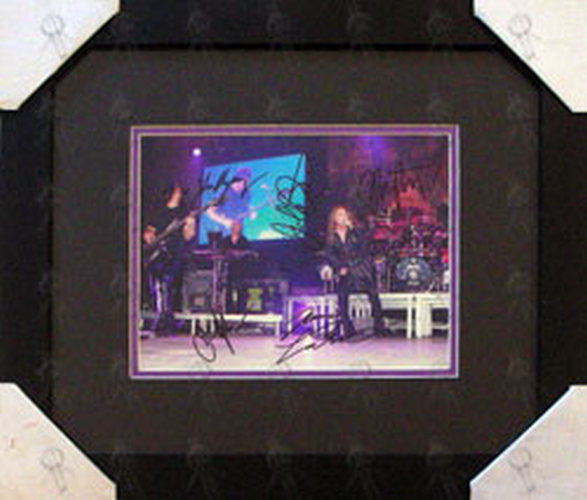 DREAM THEATER - Full Signed  8 x 10 Photograph - 6