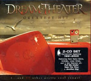 DREAM THEATER - Greatest Hit (...And 21 Other Pretty Cool Songs) - 1