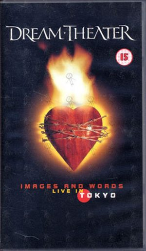 DREAM THEATER - Images And Words: Live In Tokyo - 1