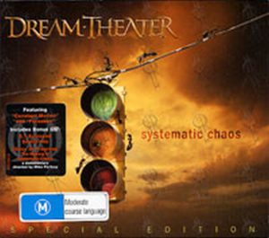 DREAM THEATER - Systematic Chaos - 1