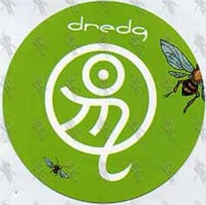 DREDG - 'Catch Without Arms' Sticker - 1