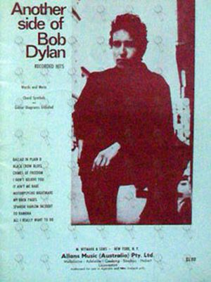 DYLAN-- BOB - Another Side Of - 1