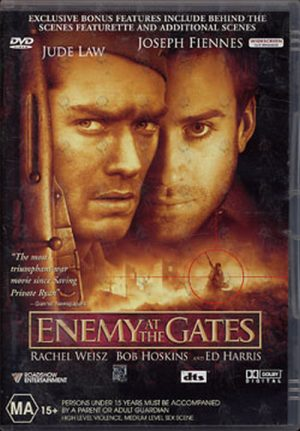 ENEMY AT THE GATES - Enemy At The Gates - 1