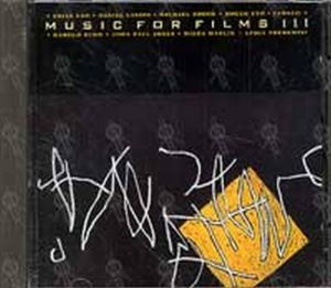 ENO-- BRIAN - Music For Films III - 1