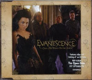 EVANESCENCE - Call Me When You're Sober - 1