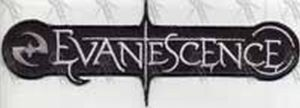 EVANESCENCE - 'Evanescence' Embroidered Patch - 1