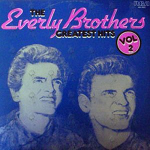 EVERLY BROTHERS-- THE - The Greatest Hits Vol. 2 - 1