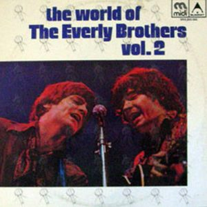 EVERLY BROTHERS-- THE - The World Of The Everly Brothers Vol. 2 - 1