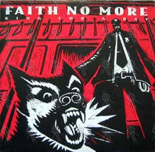 FAITH NO MORE - King For A Day - 1