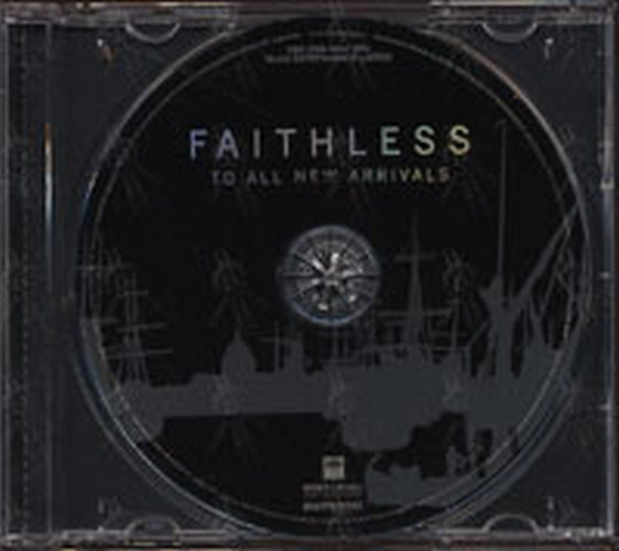 FAITHLESS - To All New Arrivals - 3