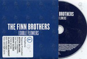 FINN BROTHERS-- THE - Edible Flowers - 1