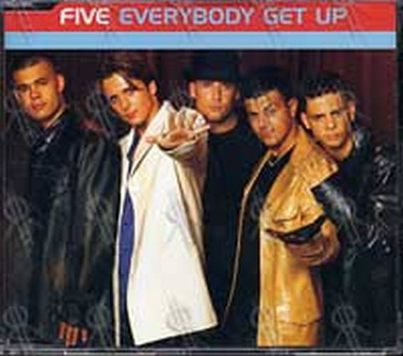 FIVE - Everybody Get Up - 1