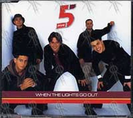 FIVE - When The Lights Go Out - 1