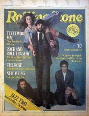 FLEETWOOD MAC - 'Rolling Stone' - February 7th