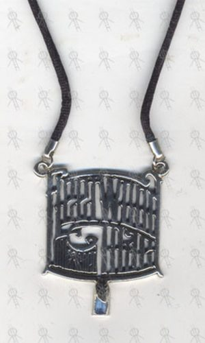 FLEETWOOD MAC - Silver Unleashed Tour Necklace - 1