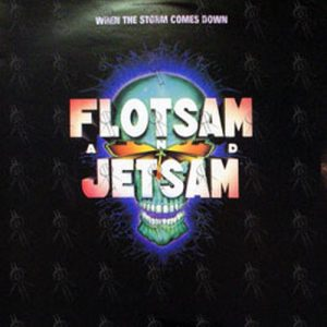 FLOTSAM AND JETSAM - Whe The Storm Comes Down - 1