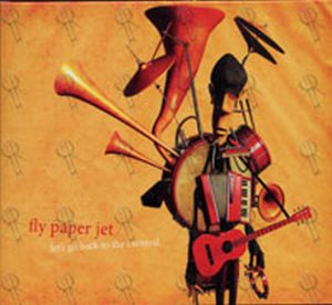 FLY PAPER JET - Let's Go Back To The Carnival - 1
