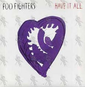 FOO FIGHTERS - Have It All - 1