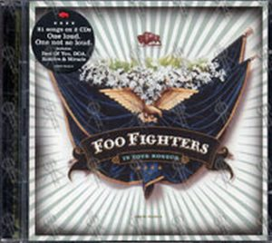FOO FIGHTERS - In Your Honour - 1