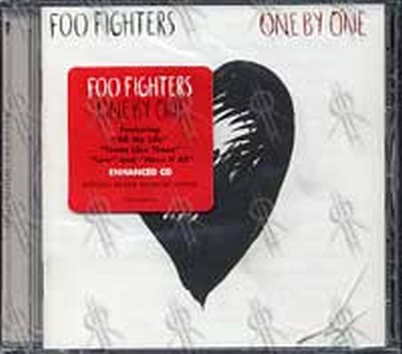 FOO FIGHTERS - One By One - 1