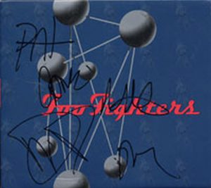 FOO FIGHTERS - The Colour And The Shape - 1
