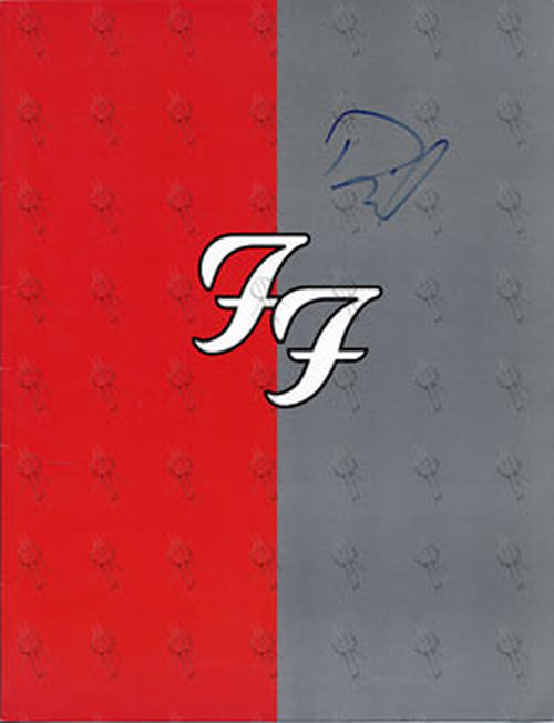 FOO FIGHTERS - The Colour And The Shape Folder - 1