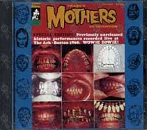 FRANK ZAPPA AND THE MOTHERS OF INVENTION - The Ark - 1
