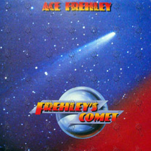 FREHLEY-- ACE - Frehley's Comet - 1
