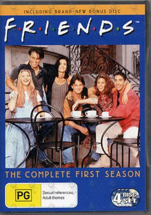 FRIENDS - The Complete First Season - 1