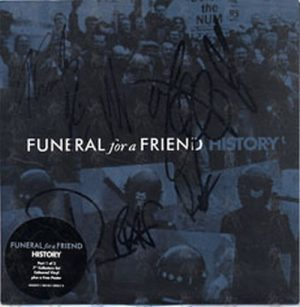 FUNERAL FOR A FRIEND - History - 1