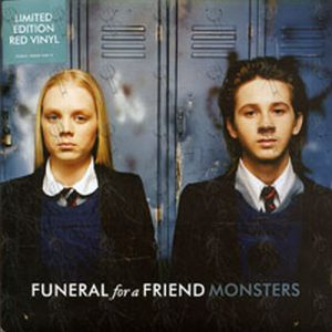 FUNERAL FOR A FRIEND - Monsters - 1