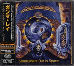 GAMMA RAY - Somewhere Out In Space - 1