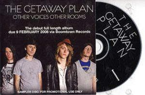 GETAWAY PLAN-- THE - Other Voices Other Rooms - 1