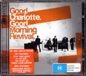 GOOD CHARLOTTE - Good Morning Revival - 1