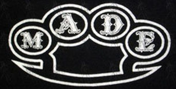 GOOD CHARLOTTE|MADE - Black Logo T-Shirt - 4