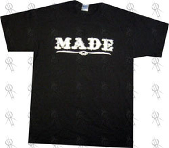 GOOD CHARLOTTE|MADE - Black Logo T-Shirt - 1