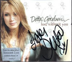 GOODREM-- DELTA - Lost Without You - 1