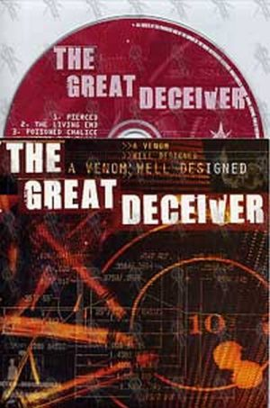 GREAT DECEIVER-- THE - A Venom Well Designed - 1