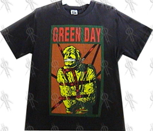 GREEN DAY - Black T-Shirt - 1