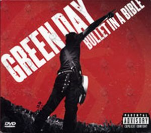 GREEN DAY - Bullet In A Bible - 1
