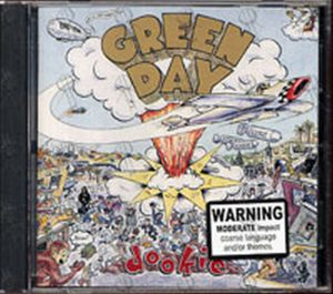 GREEN DAY - Dookie - 1