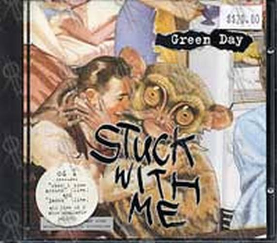 GREEN DAY - Stuck With Me - 1