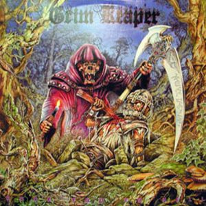 GRIM REAPER - Rock You To Hell - 1