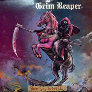 GRIM REAPER - See You In Hell - 1